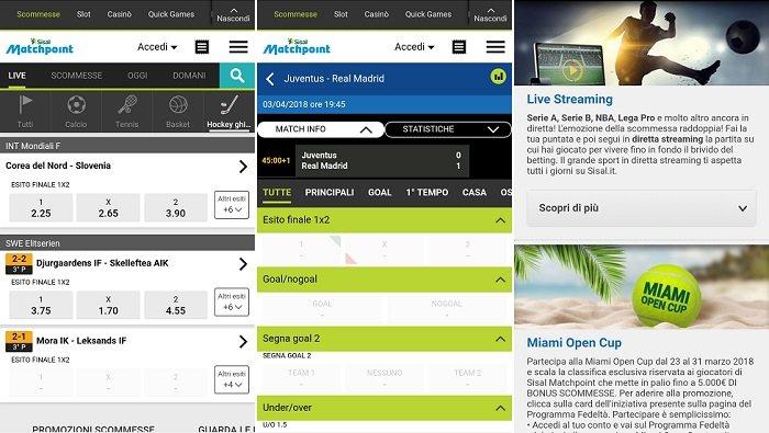 Download di Sisal Android App per il tuo Smartphone