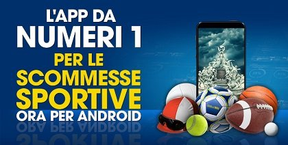 L'app mobile di William Hill per Android
