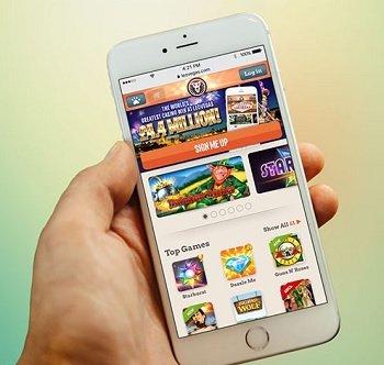 Scarica l'app per iPhone LeoVegas