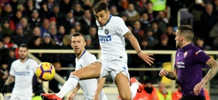 Fiorentina v Inter