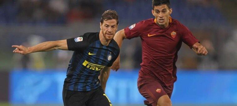 Inter Milan v Roma 2019