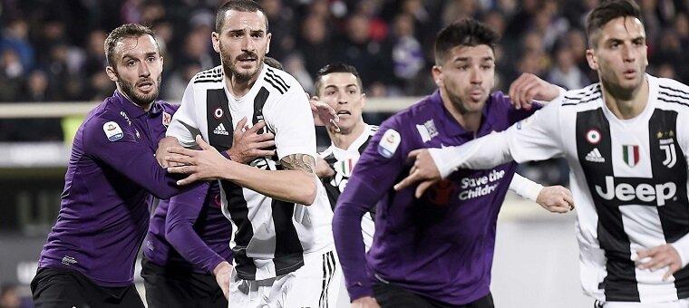 Juventus – Fiorentina Serie A 22° Giornata