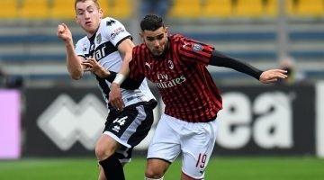 Milan – Parma