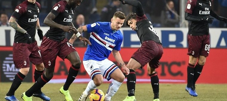 Sampdoria – Milan