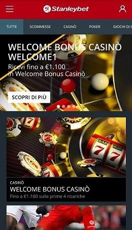 Stanleybet casino app