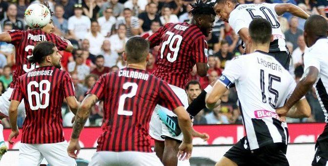 Udinese – Milan