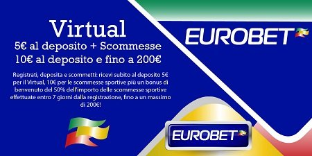 Eurobet scommesse gratuite