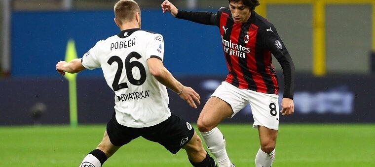 Spezia – Milan