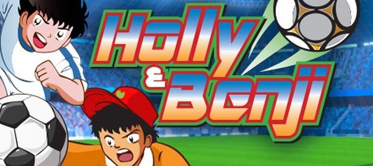 Holly & Benji Slot Machine